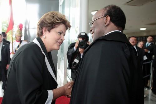 Joaquim Barbosa Dilma impeachment