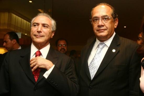 Michel Temer Gilmar Mendes