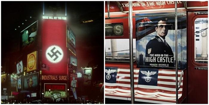 Alemanha nazista ganhou a guerra