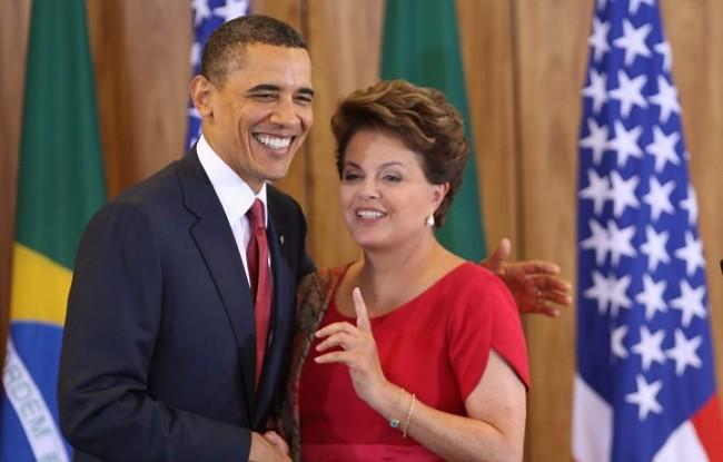 Obama Dilma COP21 Paris