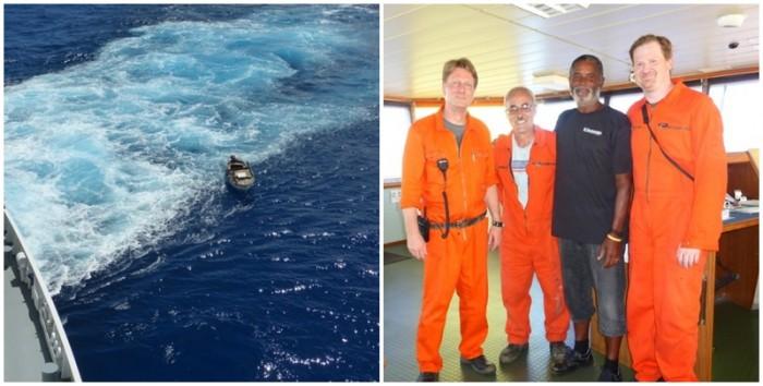 pescador náufrago 54 dias mar