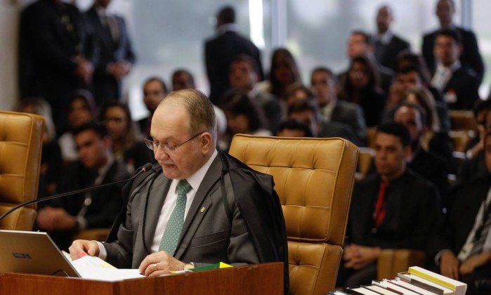 impeachment edson fachin STF
