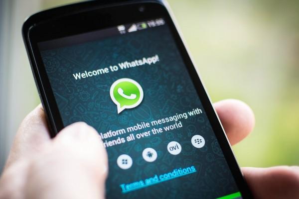 Whatsapp bloqueio