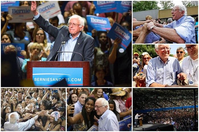 Bernie Sanders eleições EUA