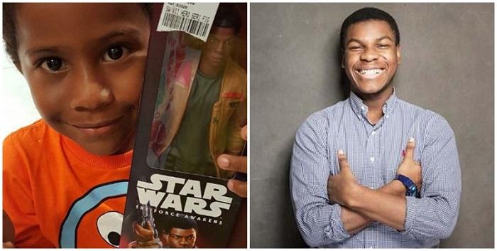 Star Wars matias Boyega negro