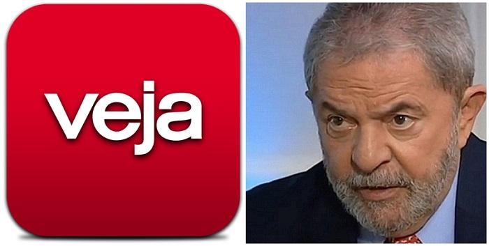 Lula revista Veja