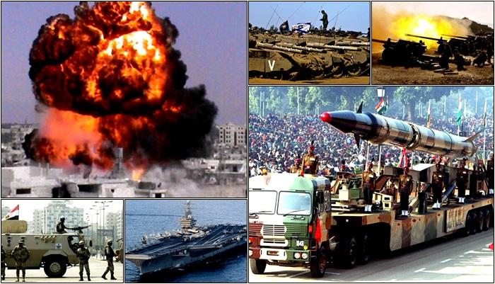 poderio militar potência mundial guerra