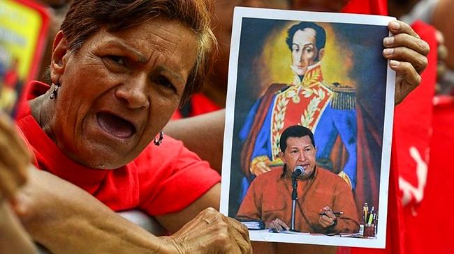 Venezuela Simon Bolívar Chávez economia