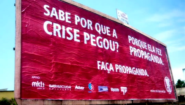 economia crise mídia desonesta brasileira
