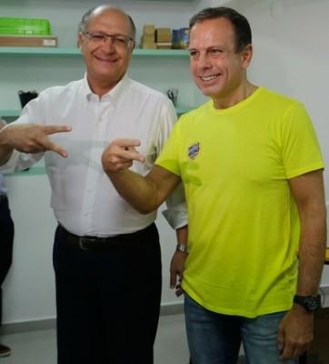prévias psdb Doria Alckmin