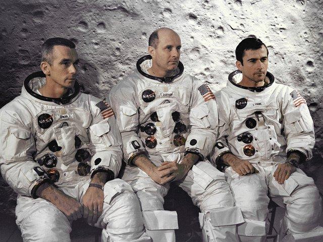 Apollo 10 Nasa sons Lua