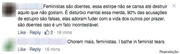bar quitandinha assédio mulher são paulo redes sociais facebook feminismo