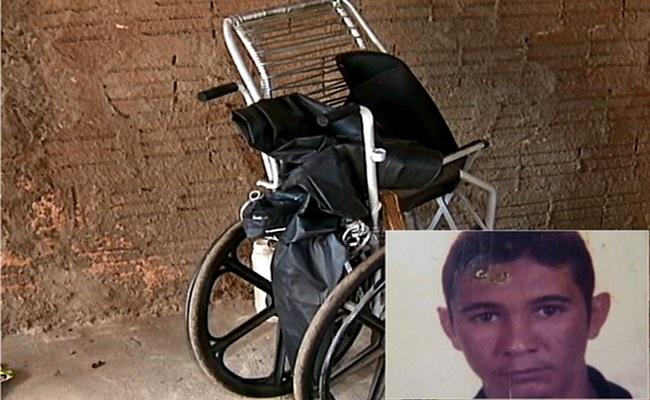 tetraplégico morto irmão tiros absolvido