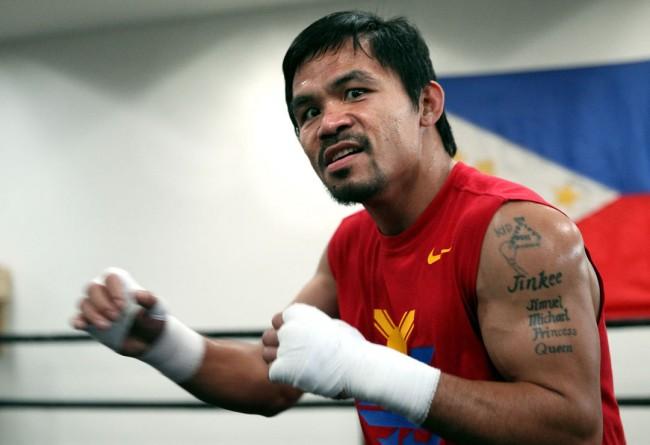 Manny Paquiao Nike homofobia gays