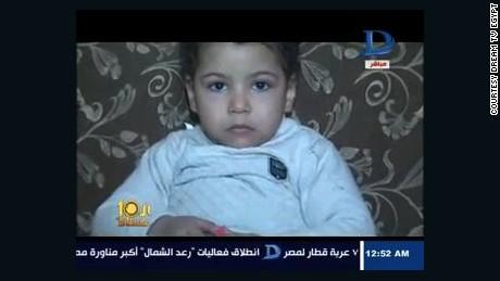 menino Egito prisão perpétua