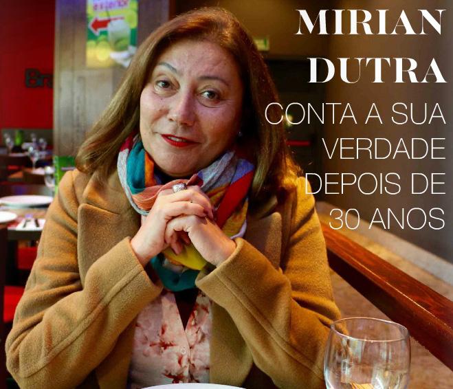 Miriam Dutra FHC