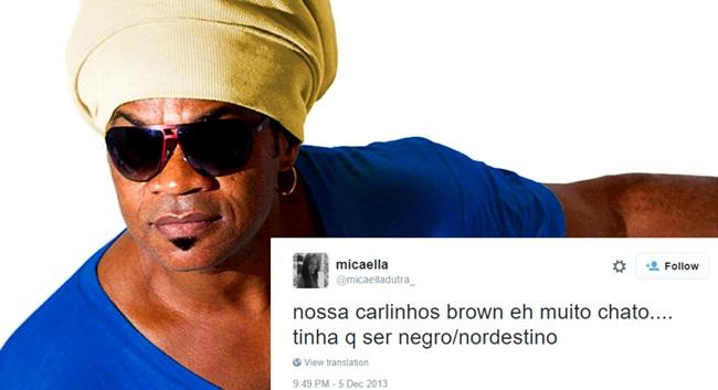Racismo brasil preconceito redes sociais jovens