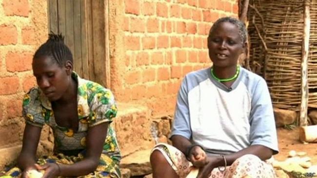 lésbicas mulheres casamento tanzânia