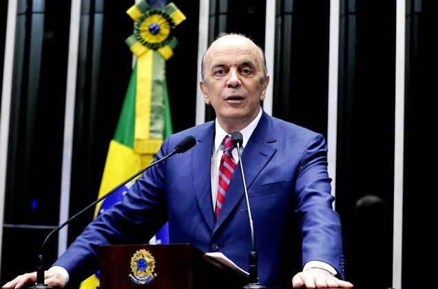 Senado José Serra Pré Sal Petrobras