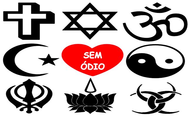 ÓDIO religião política preconceito brasil