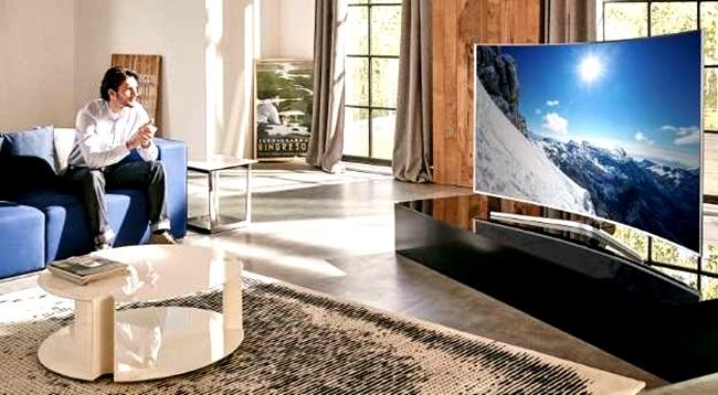 tecnologia televisão led 3d samsung lg