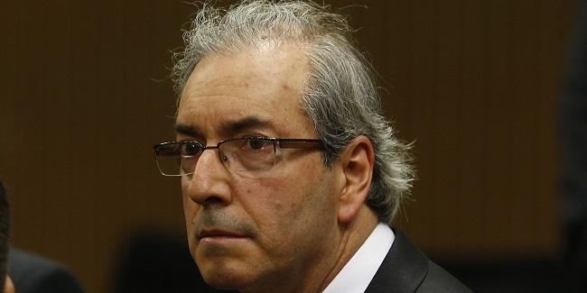 Eduardo Cunha Lava Jato réu