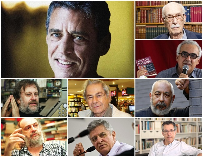 escritores manifesto pela democracia chico buarque