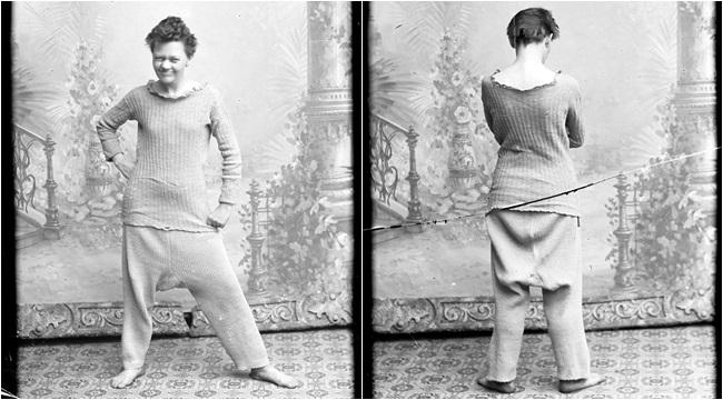 fotografias gênero historia direito mulher
