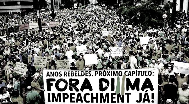 dilma impeachment golpe direita ódio pt