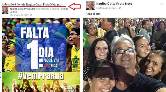juiz Itagiba Lula