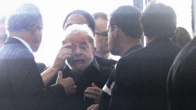 Lula mandado condução coercitiva