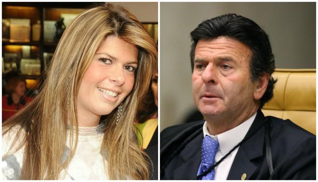 Marianna Fux desembargadora filha ministro STF