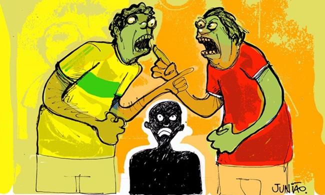luta negros racismo triplex preconceito desigualdade
