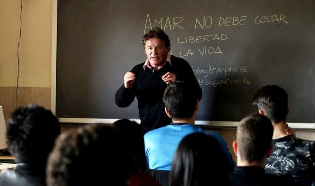professor homofobia escola lgbt estudantes