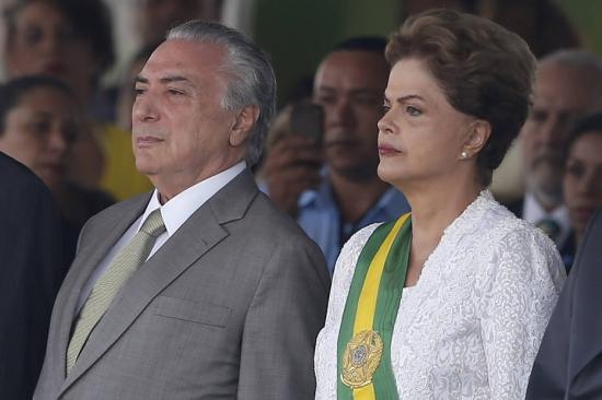 Dilma Temer PMDB impeachment golpe