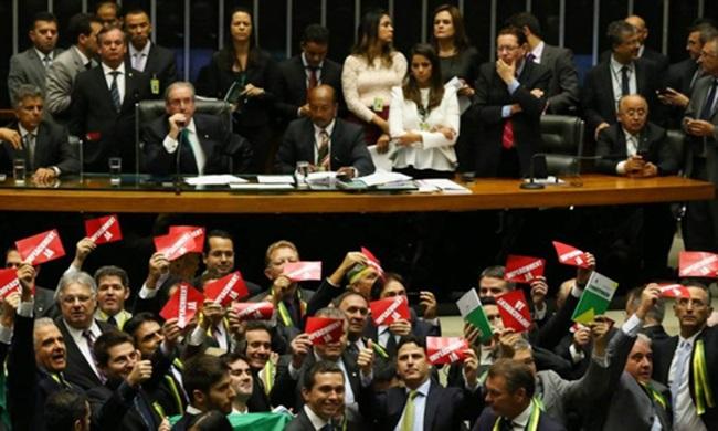 bancada deputados comissão impeachment dilma rousseff
