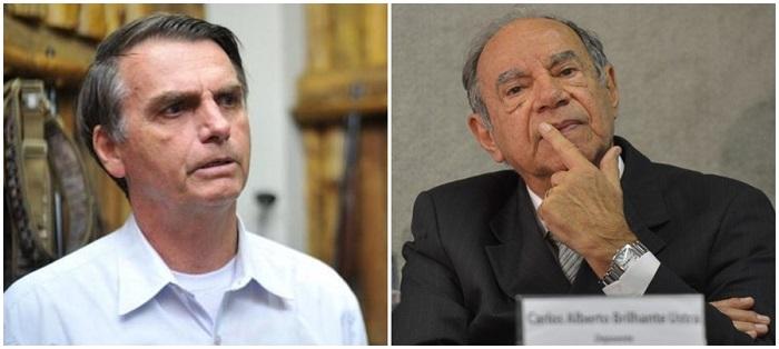 Ustra torturador Bolsonaro OAB