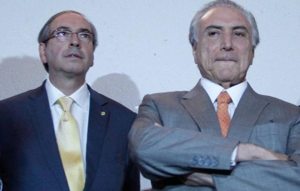 Cunha Temer impeachment golpe