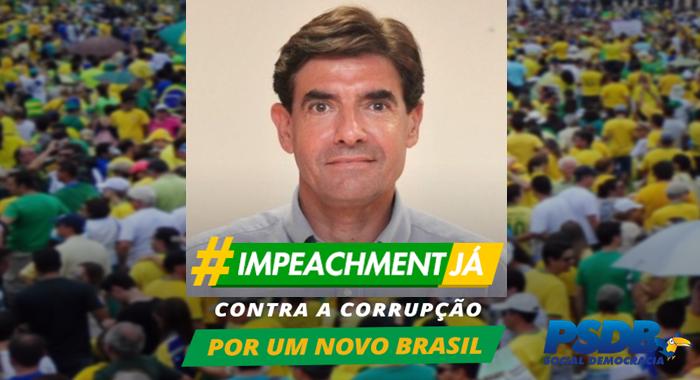 deputado delatado merenda sp impeachment dilma