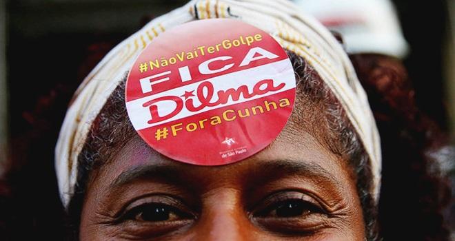 le monde reconhece parcialidade mídia brasil impeachment dilma