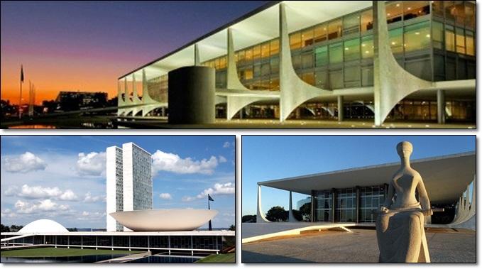 legislativo executivo judiciário três poderes brasil