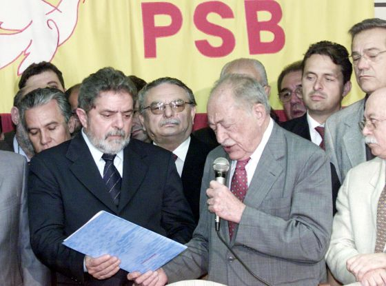 Lula PSB Arraes impeachment golpe campos