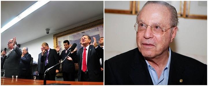 maluf impeachment bancada evangélica