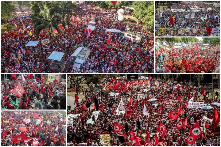 impeachment golpe manifestação domingo 17