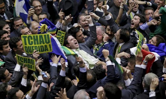 impeachment dilma câmara dos deputados lava jato