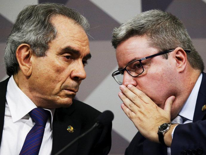 anastasia impeachment comissão