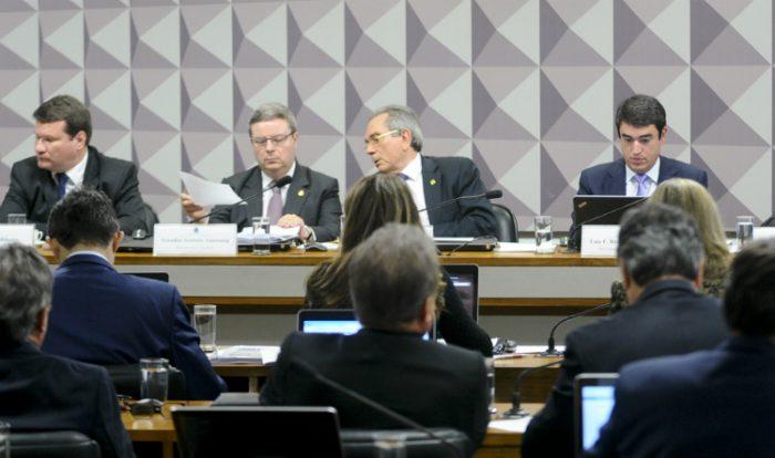 comissão impeachment senado federal