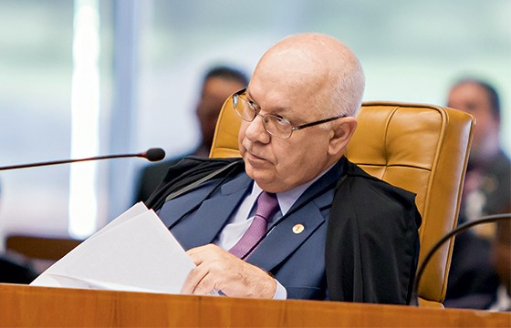 teori zavascki impeachment stf jucá