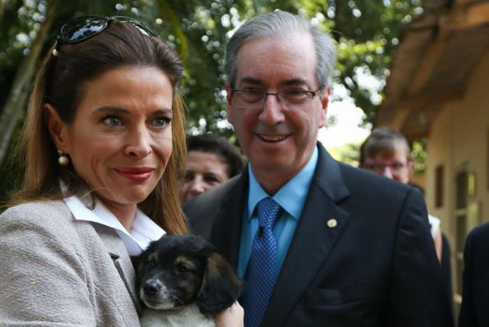 Cláudia Cruz Eduardo Cunha