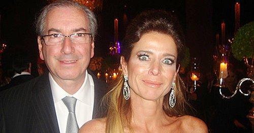 Claudia Cruz Eduardo Cunha esposa